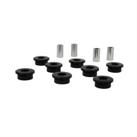 Whiteline sway bars and accessories Control arm - lower outer bushing for HONDA   races-shop.com