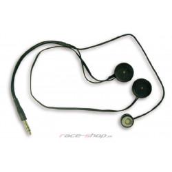Terratrip headset pre centrály clubman do uzavretej prilby