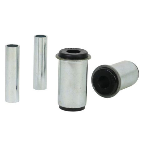 Whiteline sway bars and accessories Control arm - lower inner rear bushing for MITSUBISHI | races-shop.com