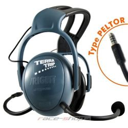 Terratrip headset for professional PLUS centre