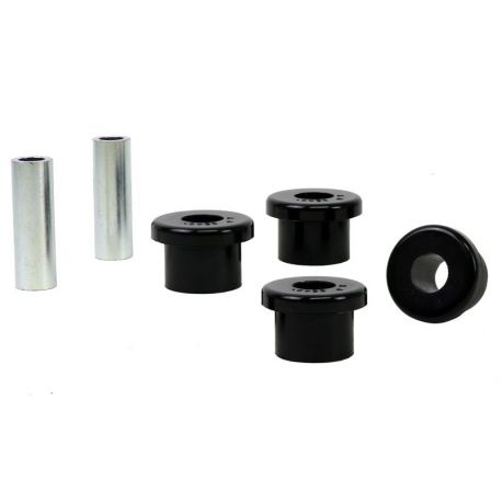Whiteline sway bars and accessories Control arm - lower inner front bushing for OPEL, VAUXHALL   races-shop.com
