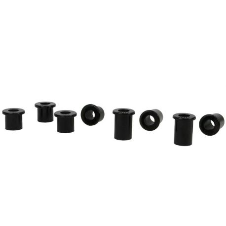Whiteline sway bars and accessories Spring - eye rear and shackle bushing for TOYOTA | races-shop.com