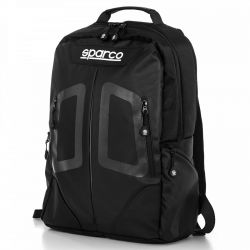 SPARCO STAGE backpack, black/blue/red