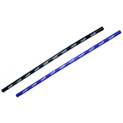 """Silicone hose straight RACES Silicone - 14mm (0,55""""), price for 50cm"""