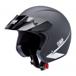 OMP Star Helmet - matt black