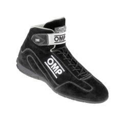 FIA race shoes OMP CO-DRIVER black