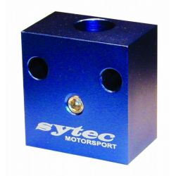 Sytec - alloy pedal block