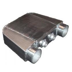 Vodou chladený intercooler univerzál 230 x 260 x 115mm