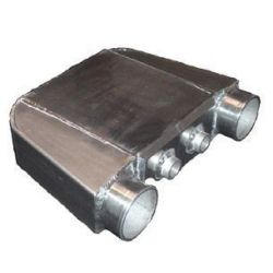 Water-cooled intercooler universal 230 x 260 x 115mm