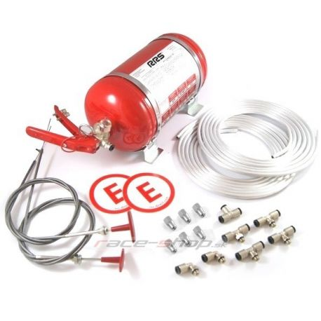 Fire extinguishers Mechanical fire extinguisher RRS s FIA | races-shop.com