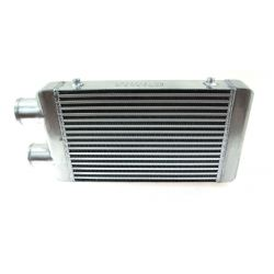 Intercooler FMIC universal 450 x 300 x 76mm asymmetrical