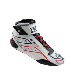 FIA race shoes OMP ONE-S white