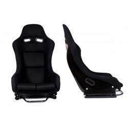 Racing seat GTR BLACK