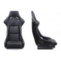 Racing seat EVO PVC