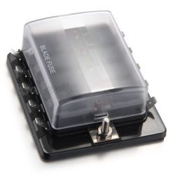Led Fuse box