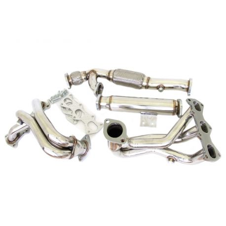 Hyundai Stainless steel exhaust manifold HYUNDAI COUPE 2.7 V6 2002-07 | races-shop.com