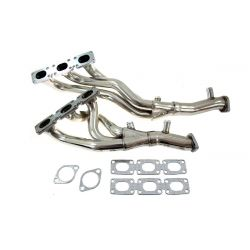 Stainless steel exhaust manifold BMW E46 323i 328i