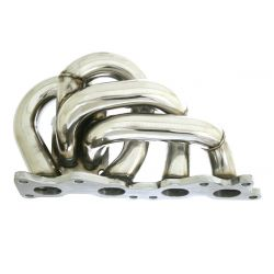 Stainless steel exhaust manifold Toyota Celica GT4, ST205, MR2 turbo 8 skrutiek