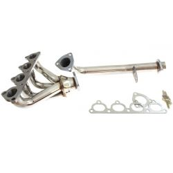 Stainless steel exhaust manifold HONDA CIVIC 1988-00 D-series, type 4-1
