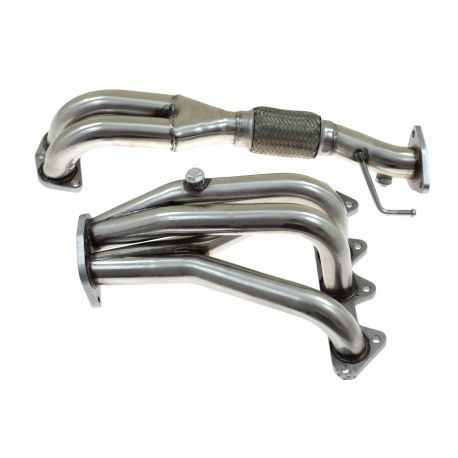 Accord Stainless steel exhaust manifold HONDA ACCORD 2.0,2.2 1998-02 4cyl   races-shop.com