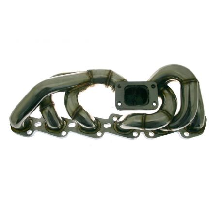 Skyline Stainless steel exhaust manifold NISSAN RB20/RB25 LOW MOUNT T3 | races-shop.com