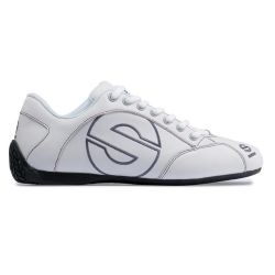 Sparco racing leisure shoes ESSE white