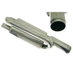 "Muffler RACES 29, inlet 2"" (51mm)"
