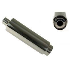"Muffler RACES 36, inlet 2,5"" (63mm)"