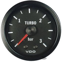 VDO gauge boost 0 to 3BAR - cocpit vision series
