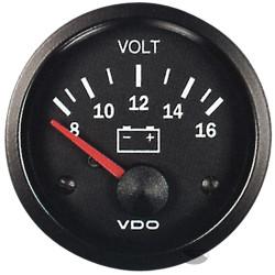 VDO gauge Volt - cocpit vision series