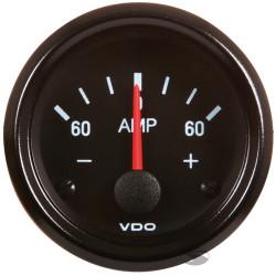 VDO gauge Ammeter - cockpit vision series