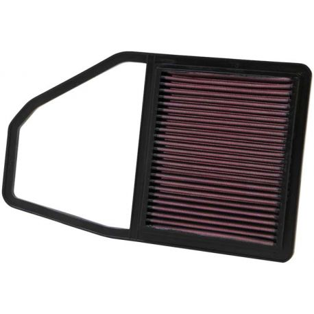 Replacement air filters for original airbox Replacement Air Filter K&N 33-2243   races-shop.com