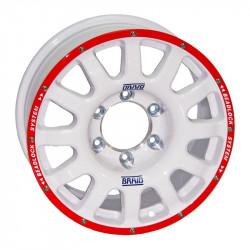 """Racing wheel BRAID Fullrace T Dakar 8X17"""" Beadlock B"""