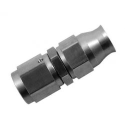 Brake fitting AN4, stainless steel, female