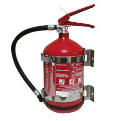 OMP manual Fire extinguisher 4kg FIA