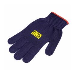 Mechanics' glove OMP Short Technical blue