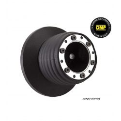 OMP deformation steering wheel hub for MITSUBISHI LANCER (central screw) 97-