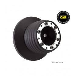 OMP deformation steering wheel hub for MITSUBISHI LANCER EVO 8 (central screw) 04-06