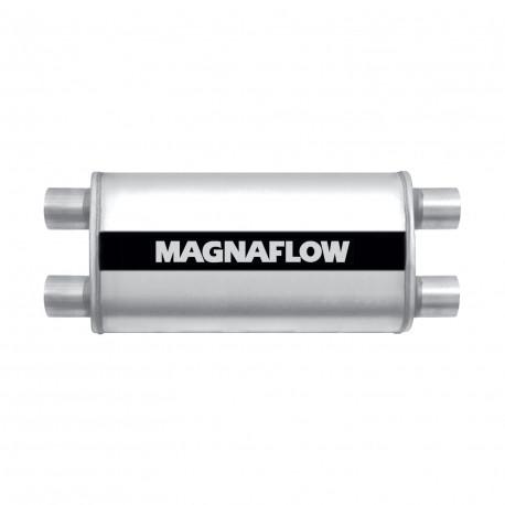 2x input / 2x output MagnaFlow Stainless muffler 12599   races-shop.com