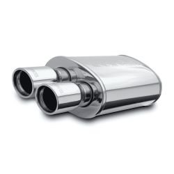 MagnaFlow Stainless muffler 14862 with E9 approval