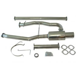 Exhaust set, Turbo back for Mitsubishi Lancer EVO 7-9, 4G63