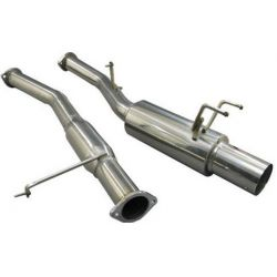 Cat back Exhaust System for Nissan 200SX S13, CA18DET