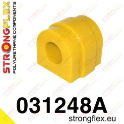 Front anti roll bar Strongflex bush SPORT