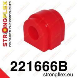 Rear anti roll bar Strongflex bush