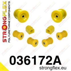 Rear suspension Strongflex bush kit SPORT