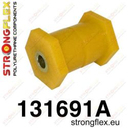 Rear trailing arm Strongflex bush eccentric SPORT