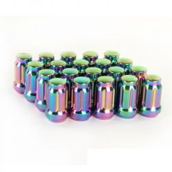 Wheel nuts Japan Racing M12x1,25 - 20pcs set