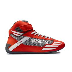 Race shoes Mercury KB-3 red