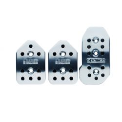 Sparco pedals with FIA