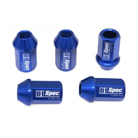 Nuts, bolts and studs Wheel nuts lightweight D1 Spec M12x1,5 - 20pcs set | races-shop.com